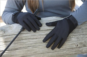 Noble Equestrian Perfect Fit Riding Gloves