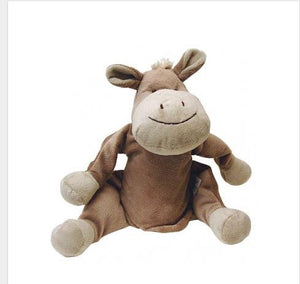 Playtimes Ponies Plush Horse Puppet