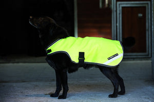 Rambo Reflective Dog Coat