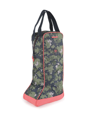Aubrion Camo Tall Boot Bag