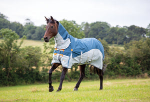 Shires Highlander Waterproof Fly Combo Rug