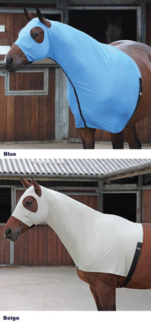 Shires Stretch Hood With Zip