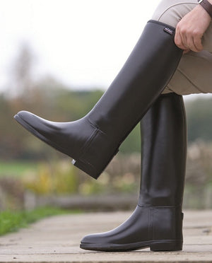 Waterproof Long Rubber Riding Boots