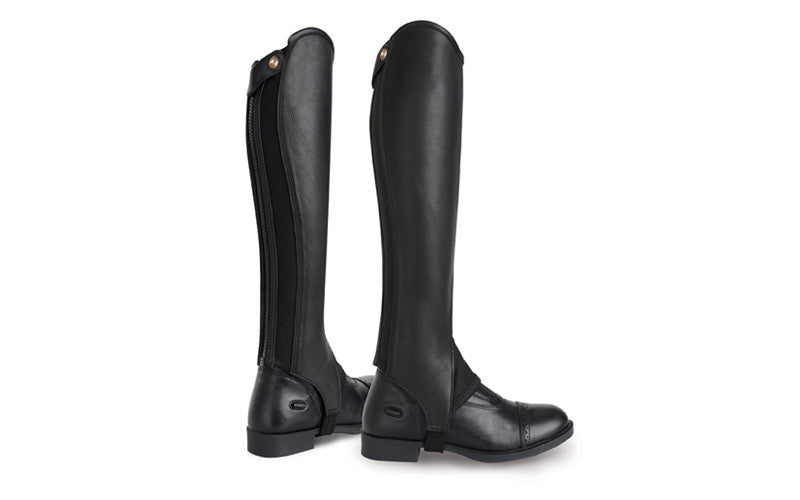 Tredstep Liberty Half Chaps Rear Zip