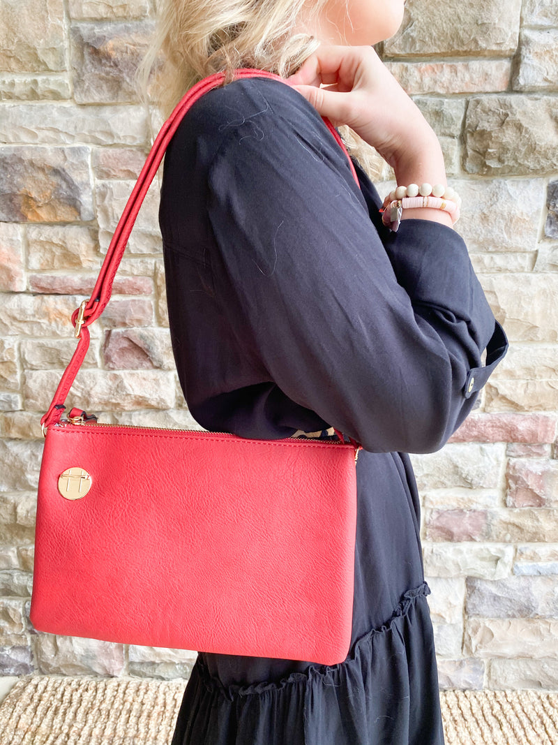 Dutch Crossbody - Red