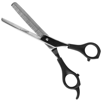 Quality Pet Grooming Thinning Scissor 6.5 Inch 42 Teeth Shear with Plastic Handle