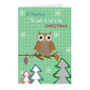 "Mini Christmas Cards - ""Looks Like Christmas"""