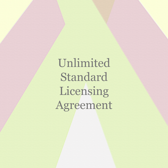 Unlimited Standard Licensing Agreement