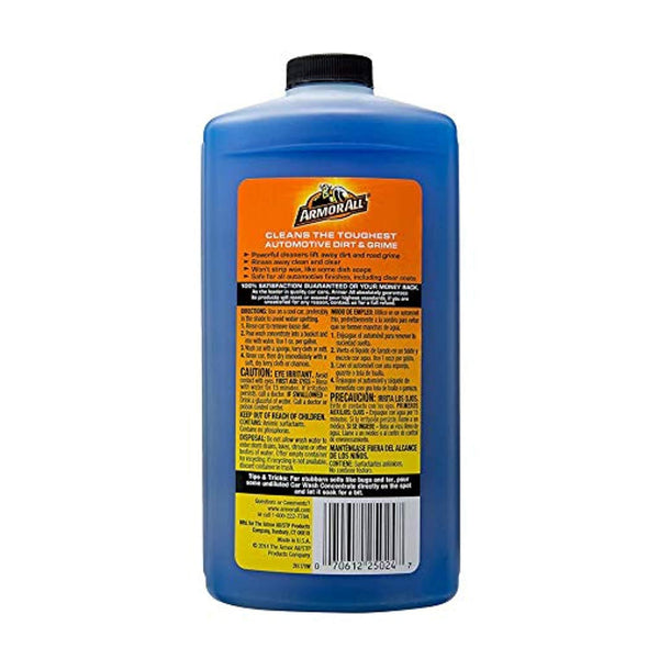 Armor All Car Wash Concentrate (24 fluid ounces), 17738 - The Car Wizz AutoStore