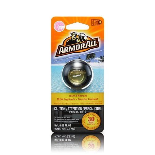 ArmorAll Scented Long Lasting Vent Clip - Assorted Flavours - The Car Wizz AutoStore