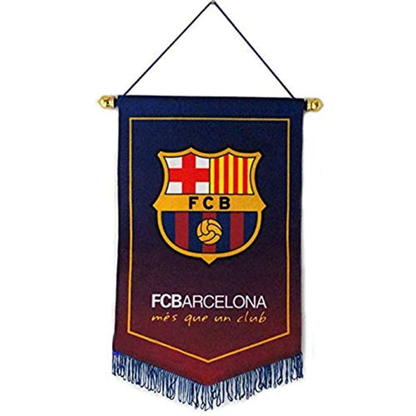Club Flags Soccer Vertical Hanging Flag with Suction Cup - The Car Wizz AutoStore