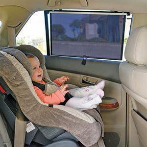 Dreambaby Extra Wide Car Window Side Shade - The Car Wizz AutoStore