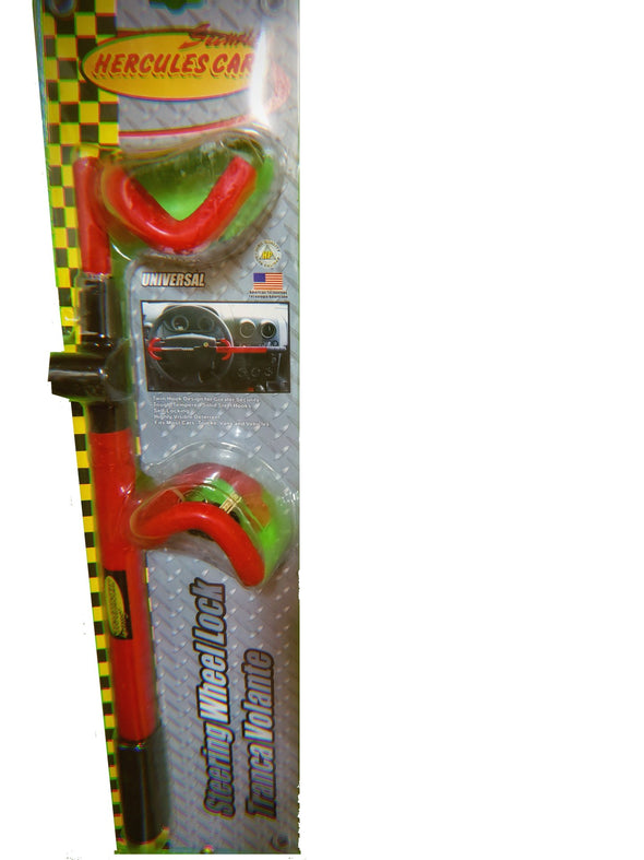 Hercules Anti-Theft Car Auto Security Steering Wheel Lock - The Car Wizz AutoStore