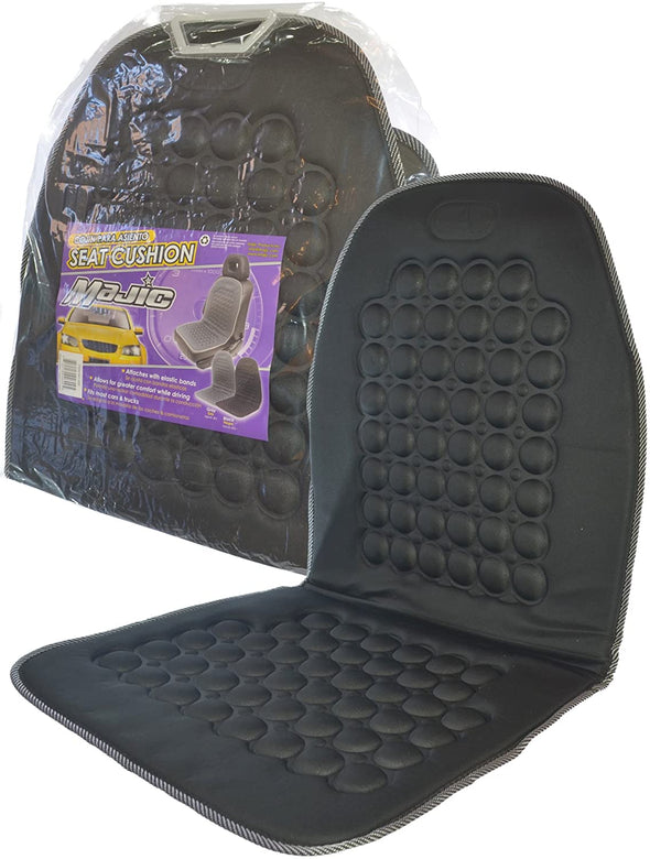 Hercules Comfortable Vehicle X2 Seat Cushions Massage Health Cushion Protector - The Car Wizz AutoStore