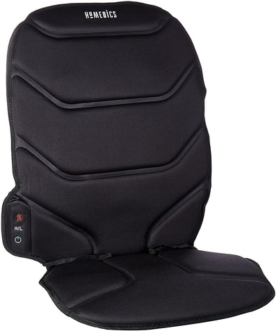 HoMedics Five Motor Massage Comfort Cushion with Heat - The Car Wizz AutoStore