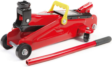 Majic 2 Ton Hydraulic Floor Trolley Jack with Carry Case for Cars & Mini-Vans - The Car Wizz AutoStore