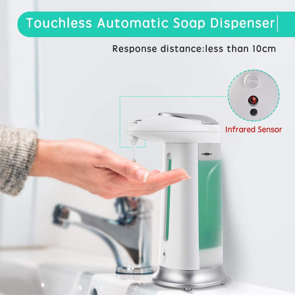 Majic Automatic Touchless Hand & Soap Dispenser - The Car Wizz AutoStore