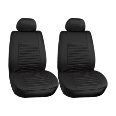Majic Front Car Seats & Headrest Cover Set of 2 - The Car Wizz AutoStore