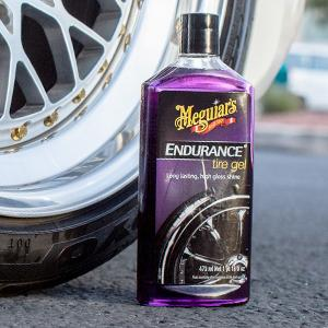 Meguiar's G7516 Endurance Tire Gel for a Lasting Glossy Shine 16oz - The Car Wizz AutoStore