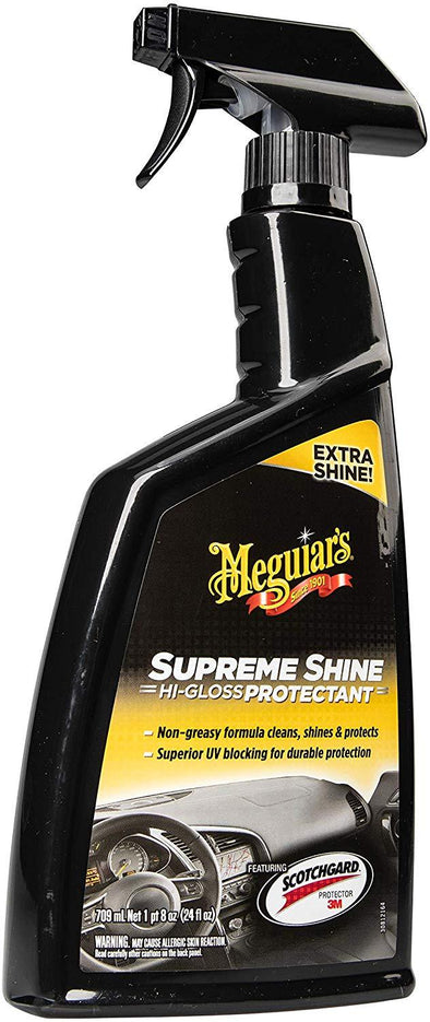 MEGUIAR'S Supreme Shine Protectant, 16oz - The Car Wizz AutoStore