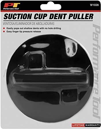 Performance Tool Suction Cup Dent Puller / Glass Holder - The Car Wizz AutoStore
