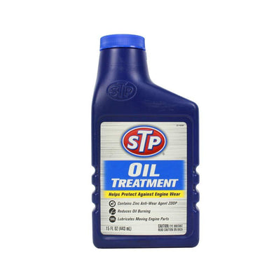 STP Oil Treatment (15 fluid ounces) - The Car Wizz AutoStore