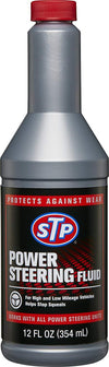 STP Power Steering Fluid (12 Fluid Ounces), 17272 - The Car Wizz AutoStore