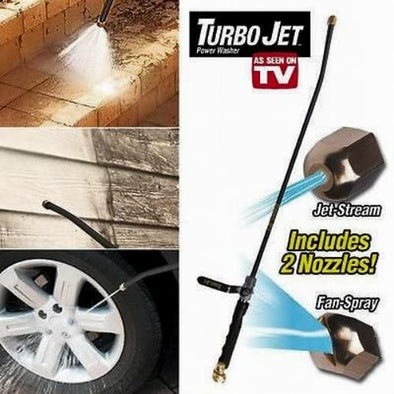 Turbo Jet Power Washer, High Pressure Spray Nozzle - The Car Wizz AutoStore