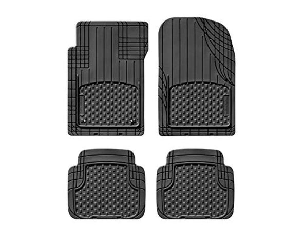 WeatherTech Trim-to-Fit Front and Rear AVM (Black) - The Car Wizz AutoStore