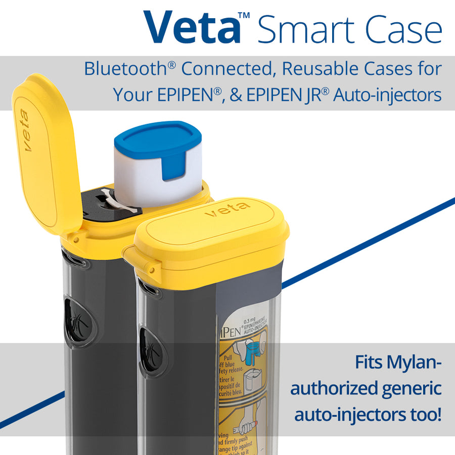 Veta™ Smart Case for EPIPEN® Auto-Injector