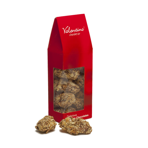Almond Truffels Window Box 200g
