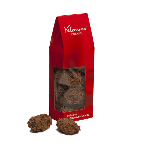 Chocolate Truffels Window Box 200g