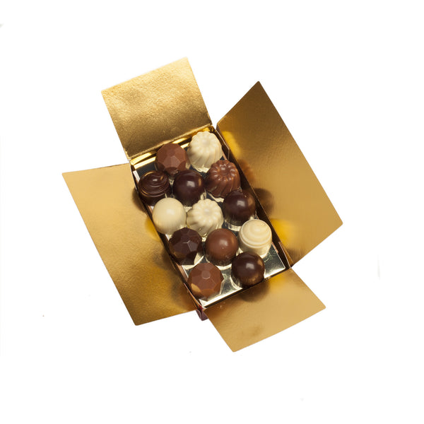 Sugar Free Chocolate Ballotin 220g