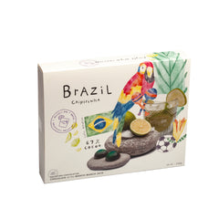 Brazil dark chocolate