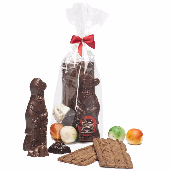 St-Nicolas bag 200g with cinnamon biscuit