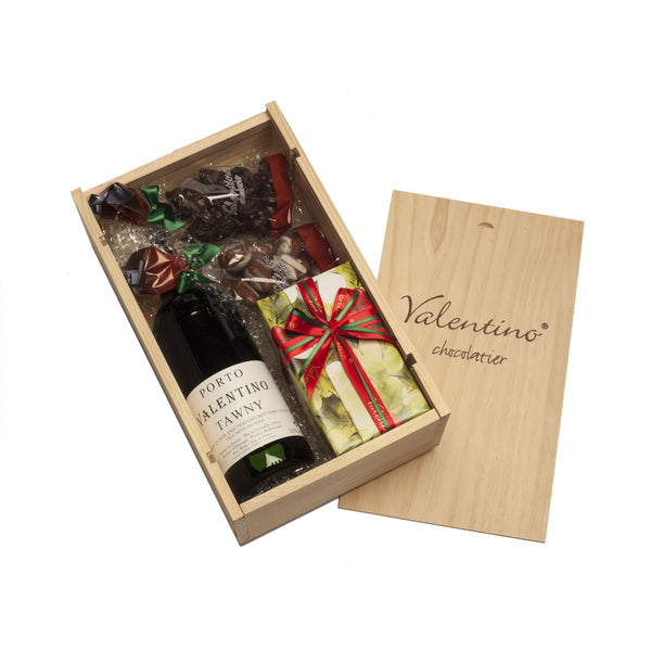 Wine Crate Christmas