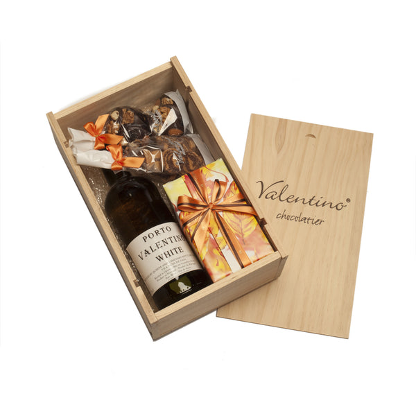 Wine Crate Autumn
