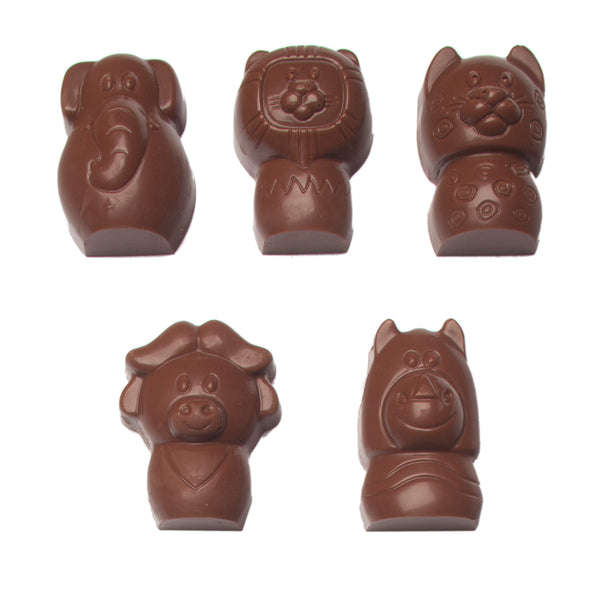 the big five milk chocolate
