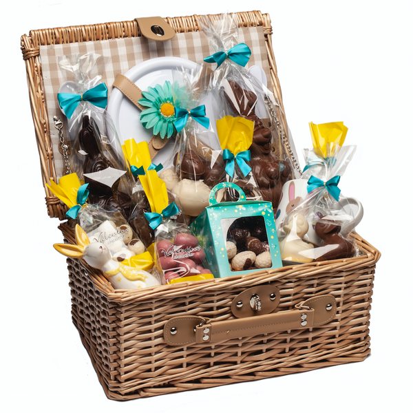 Easter Picnic Basket