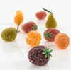 Fruit jelly windowbox 200g