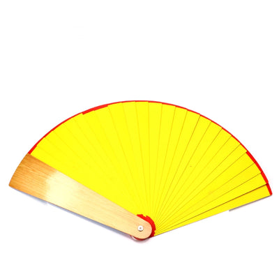 Four Color Magic Fan Color Changing Fan Magic Tricks Magician Stage - Mirage Novelty World