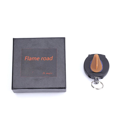 Fire Reel 2.0 By ZF Magic Magic Tricks Flame road Magic Props Mentalism Close Up Street Magic Gimmick+Online Teaching - Mirage Novelty World