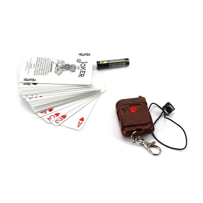 Invisible Hand - Deck (Remote control),Card Magic Tricks Electrical magic Mentalism - Mirage Novelty World