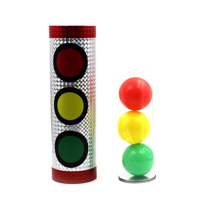 Miracle Balls Magic Tricks Traffic Lights Color Change Stage Magic - Mirage Novelty World