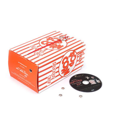 Electronic Edition - Popcorn 2.0 Magic ( DVD + Gimmick ) Magic Tricks - Mirage Novelty World
