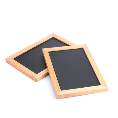 Spirit Slates Stage Magic Tricks Ghost Black Board Magic Prediction Mentalism - Mirage Novelty World