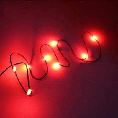 1 Pcs Flahing Appearing Light Up String Magic Tricks Lights Up String Magic - Mirage Novelty World