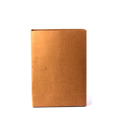Appearing Flower Empty From Box Magic Tricks ( 18 X 8.2 X 8.2cm Medium Size ) Paper Bag - Mirage Novelty World