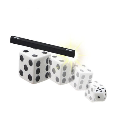 Shrinking Dice Magic Tricks Ig Dice Turn To Small With Magic Wand Easy Trick Props - Mirage Novelty World