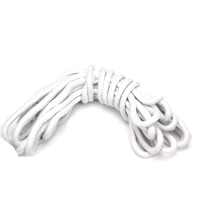 20 Meters Magic Rope Magic Tricks ( Dia:8.5mm ) Professional Magician Making Magic Props White Cotton Rope - Mirage Novelty World